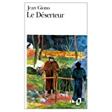 Le Deserteur et Autres Recits (French Edition) (0785924027) by Giono, Jean