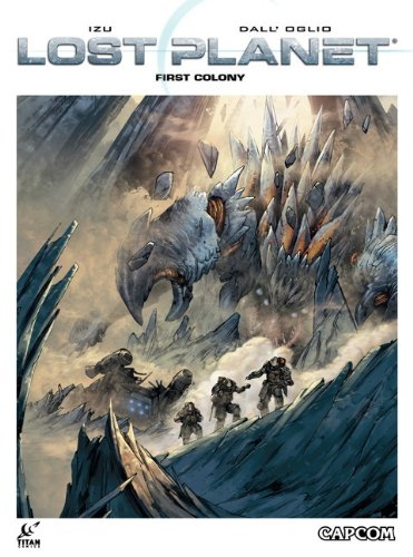 Lost Planet First Colony HC