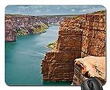 KIMBERLEY RANGES, AUSTRALIA Mouse Pad, Mousepad (Canyons Mouse Pad)