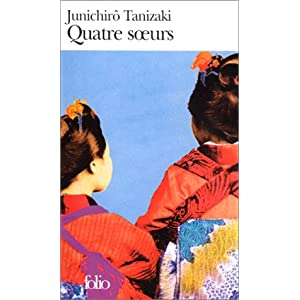 Junichirô Tanizaki : Quatre Soeurs et autres romans 51WWT0AAGJL._SL500_AA300_