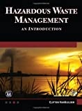 img - for Hazardous Waste Management book / textbook / text book