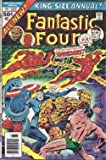 img - for FANTASTIC FOUR King-Size Annual 1976: #11 book / textbook / text book