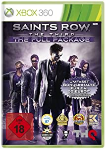 Saints Row: The Third - The Full Package - [Xbox 360]