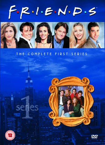 Friends: Complete Season 1 – New Edition [DVD]