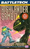Battletech  18 Highlander Gambit