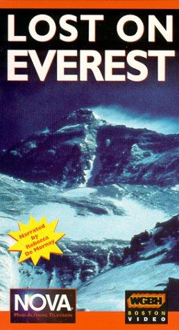 Nova: Lost on Everest [VHS] [Import]