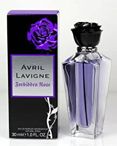 forbidden rose by avril lavigne eau de. Black Bedroom Furniture Sets. Home Design Ideas