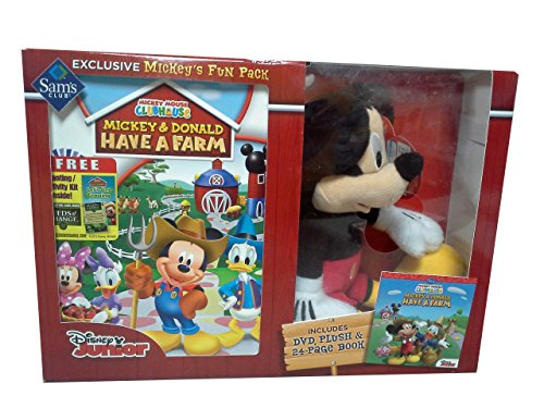Great Mickey Mouse Clubhouse Toys For Young Children