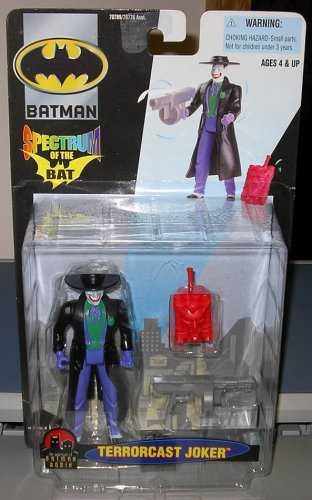 Terrorcast Joker Batman: Spectrum of the Bat Action Figure 2000