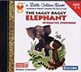 The Saggy Baggy Elephant (A Little Golden Book & Record, 2.1)