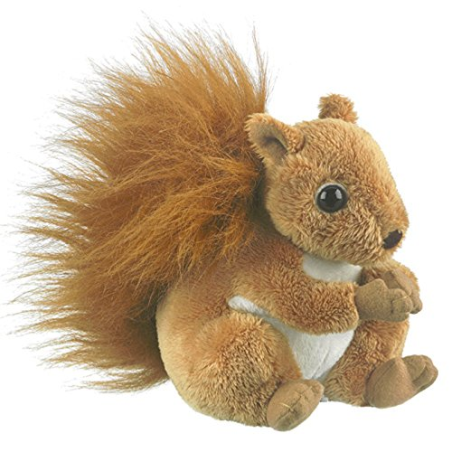 Red Squirrel Plush Stuffed animal