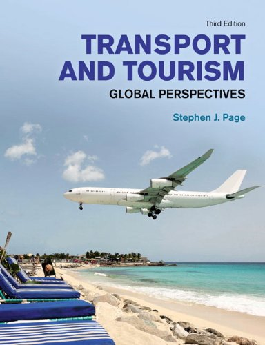 Transport and Tourism: Global Perspectives, Third ed.