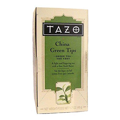 Tazo Tea Bags - China Green - 48 Ct. - 6 Pk.