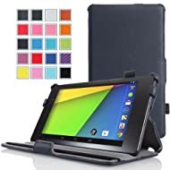 MoKo Google New Nexus 7 FHD 2nd Gen Case - Slim-Fit Multi-angle Stand Cover Case For Google Nexus 2 7.0 Inch 2013...