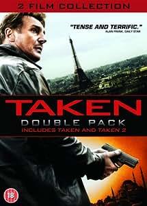 Taken / Taken 2 Double Pack [DVD] [2008]