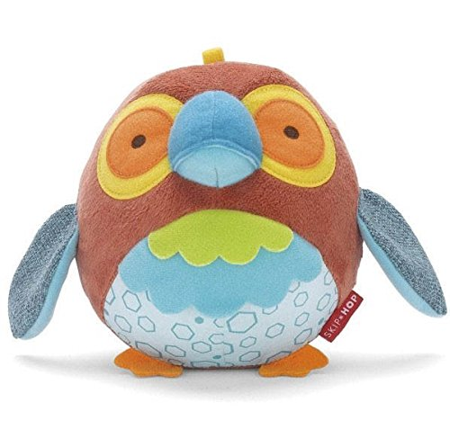 Parrot Chime Ball Baby Rattle Toy 0-12Months Child Educational Brand Product front-1053538