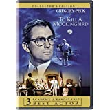 To Kill a Mockingbird (Collector's Edition) ~ Gregory Peck