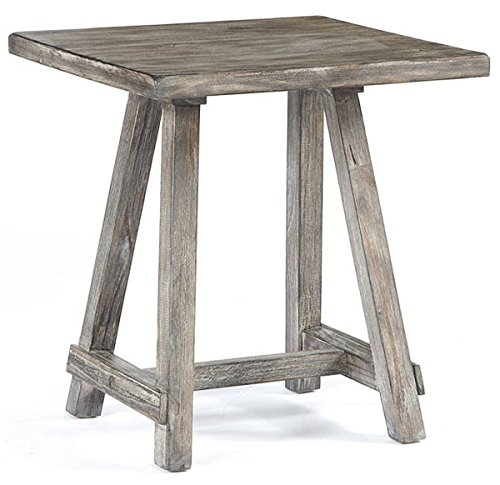 Ashley Furniture T500-502 Rustic Accent Side End Table