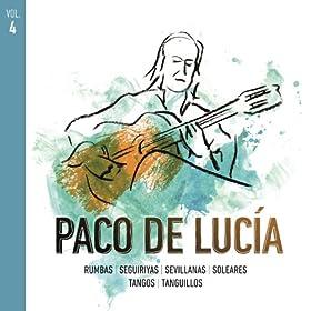 Amazon.com: Paco De Lucía Por Estilos (Vol.4): Paco de Lucía: MP3