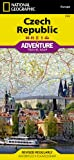 Czech Republic (national Geographic Adventure Map)