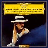 モーツァルト:ピアノ協奏曲第21番&第23番