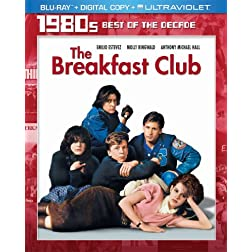 The Breakfast Club (Blu-ray + Digital Copy + UltraViolet)