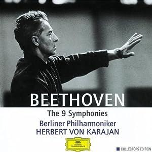 Beethoven The 9 Symphonies by Deutsche Grammaphon
