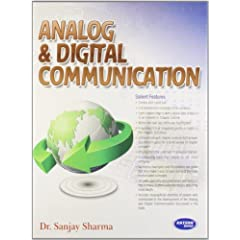 Analog & Digital Communication available at Amazon for Rs.283