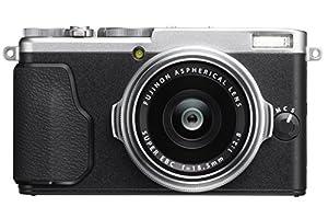Fujifilm X70 - Silver (16.3 MP, X-Trans CMOS II)