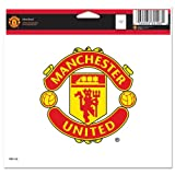 Manchester United four.5x6 Ultra Decal