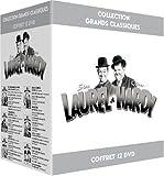 echange, troc Laurel et Hardy - Coffret 12 DVD