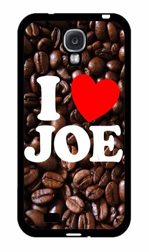 I Love Joe- Plastic Phone Case Back Cover Samsung Galaxy S4 I9500