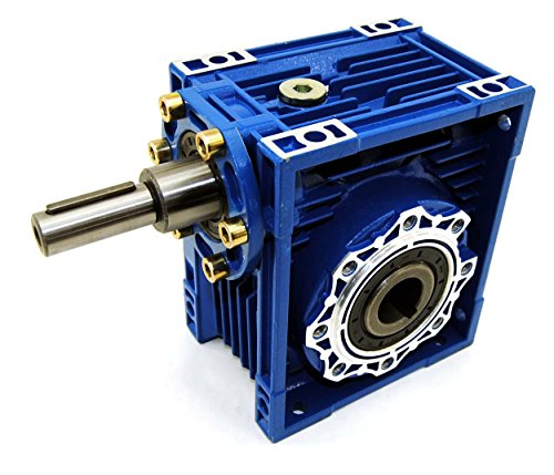 NRV050 Worm Gear 10:1 Coupled Input Speed Reducer (Worm Gear Reducer compare prices)