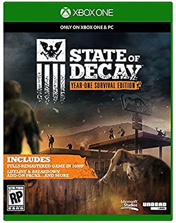 State of Decay- Year-One Survival Edition