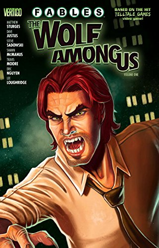 Fables: The Wolf Among Us Vol. 1 PDF
