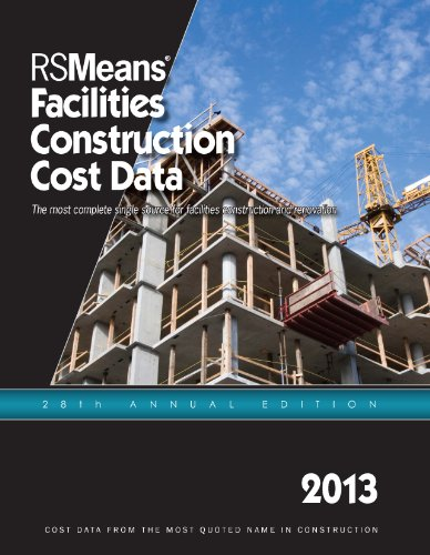 RSMeans Facilities Construction Cost Data 2013 - RS Means - RS-Facilities - ISBN: 1936335611 - ISBN-13: 9781936335619