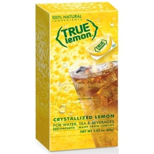 True Lemon Flavored Juice Mix, 0.028 Ounce - 100 per pack -- 12 packs per case. (Cafeteria Juice Dispenser compare prices)