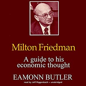 Milton Friedman Audiobook