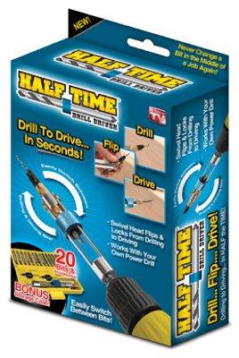 Half Time Drill Driver