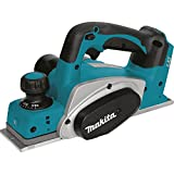 Home Improvement - Makita XPK01Z 18V LXT Lithium-Ion Cordless 3-1/4-Inch Planer