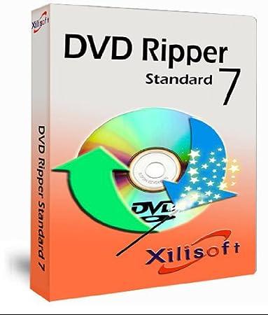 Xilisoft DVD Ripper Standard V7