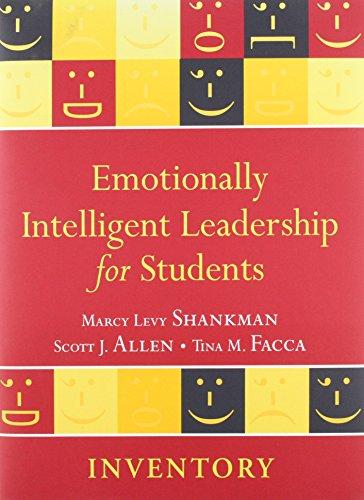 Emotionally Intelligent Leadership for Students: Basic Student Set