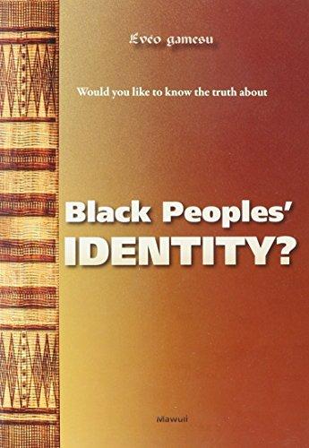 Black Peoples' Identity? PDF
