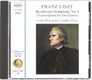 Liszt: Intégrale de l'oeuvre pour piano, vol. 28