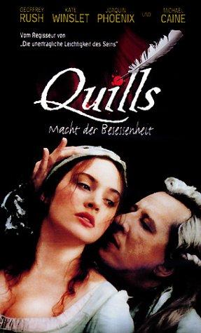 Quills - Macht der Besessenheit [VHS]