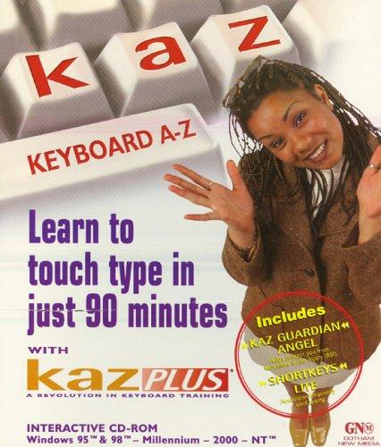 Kaz Plus Touch Typing