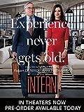 The Intern (Blu-ray + DVD + ULTRAVIOLET)