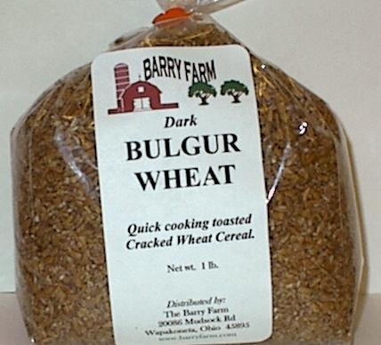 Bulgur Wheat, Dark, 1 lb. at Amazon.com