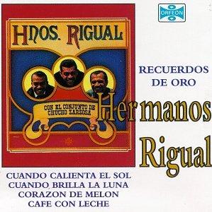 Los Hermanos - Grandes Exitos de los Hermanos Rigual - Zortam Music