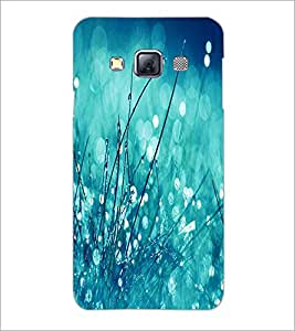PrintDhaba Flowers D-2280 Back Case Cover for SAMSUNG GALAXY A3 (Multi-Coloured)